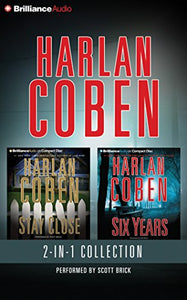 Harlan Coben  Six Years & Stay Close 2-In-1 Collection