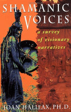 Load image into Gallery viewer, Shamanic Voices: A Survey Of Visionary Narratives (Arkana)