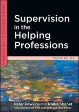 Load image into Gallery viewer, Supervision In The Helping Professions (Supervision In Context)