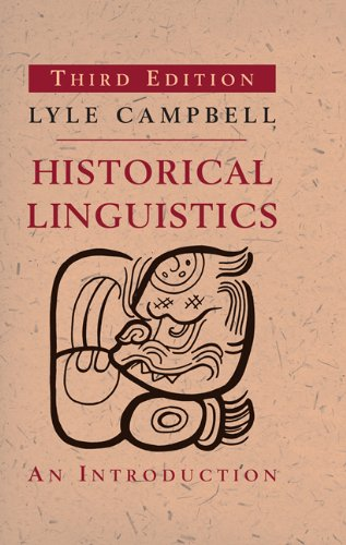 Historical Linguistics: An Introduction (Mit Press)