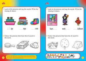First Phonics (Collins Easy Learning Age 3-5)