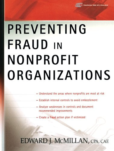 Preventing Fraud In Nonprofit Organizations