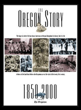 Load image into Gallery viewer, Oregon Story: 1850-2000