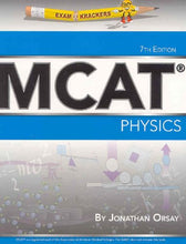 Load image into Gallery viewer, Examkrackers Mcat Physics