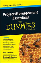 Load image into Gallery viewer, Project Management Essentials For Dummies, Australian And New Zealand Edition