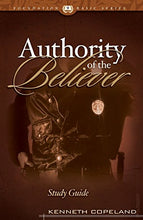 Load image into Gallery viewer, The Authority Of The Believer Study Guide