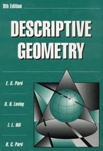 Load image into Gallery viewer, Descriptive Geometry (9Th Edition)