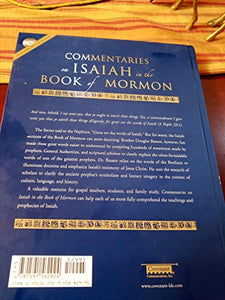 Commentaries On Isaiah In The Book Of Mormon