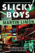 Load image into Gallery viewer, Slicky Boys (A Sergeants Sueo And Bascom Novel)
