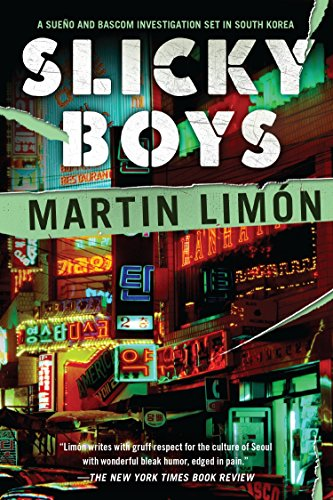 Slicky Boys (A Sergeants Sueo And Bascom Novel)