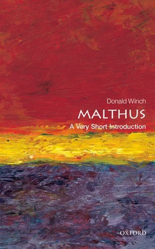 Malthus: A Very Short Introduction (Very Short Introductions)