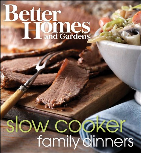 Better Homes And Gardens Slow Cooker Family Dinners Wp