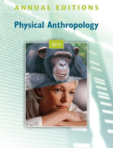 Annual Editions: Physical Anthropology 10/11