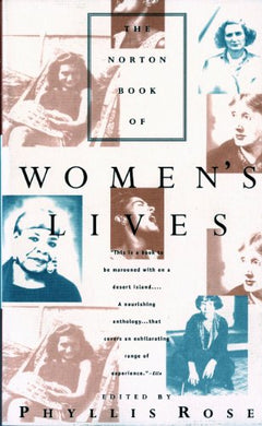 The Norton Book Of Women'S Lives