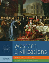 Load image into Gallery viewer, Western Civilizations: Their History And Their Culture (Brief Third Edition)  (Vol. One-Volume)