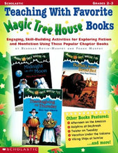 Load image into Gallery viewer, Teaching With Favorite Magic Tree House Books