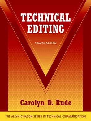 Technical Editing (4Th Edition)