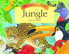 Load image into Gallery viewer, Sounds Of The Wild: Jungle (Pledger Sounds)