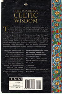 The Encyclopaedia Of Celtic Wisdom : A Celtic Shaman'S Sourcebook