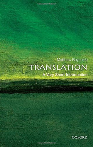 Translation: A Very Short Introduction (Very Short Introductions)