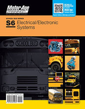 Load image into Gallery viewer, Ase S6 Certification Test Prep - Electrical / Electronic Systems Study Guide (Motor Age Training)