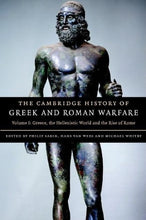 Load image into Gallery viewer, The Cambridge History Of Greek And Roman Warfare (The Cambridge History Of Greek And Roman Warfare 2 Volume Hardback Set) (Volume 1)