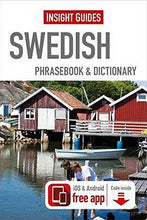 Load image into Gallery viewer, Insight Guides Phrasebooks: Swedish (Insight Phrasebooks)