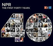 Load image into Gallery viewer, Npr: The First Forty Years