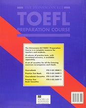 Load image into Gallery viewer, The Heinemann Toefl Preparation Course: With Answer Key