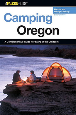 Camping Oregon, 2Nd (Regional Camping Series)