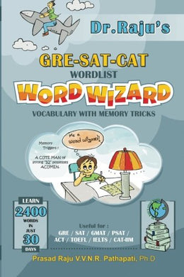 Word Wizard  Vocabulary With Memory Tricks