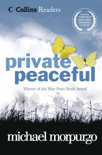 Private Peaceful (Collins Readers)