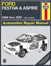 Load image into Gallery viewer, Ford Festiva And Aspire, 1988-1997 (Haynes Manuals)