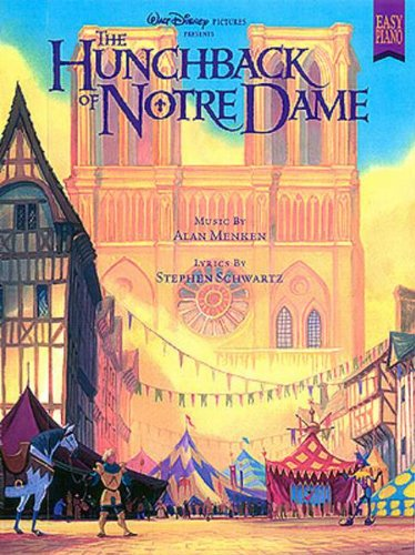 The Hunchback Of Notre Dame: Easy Piano