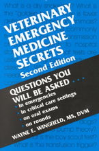 Load image into Gallery viewer, Veterinary Emergency Medicine Secrets, 2E