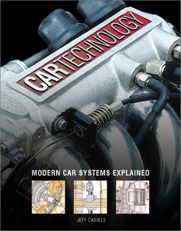 Car Technology Book: Modern Car Systems Explained