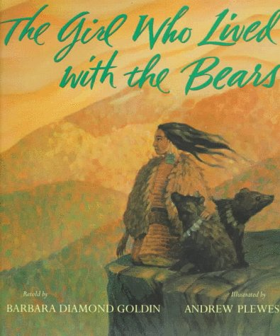 The Girl Who Lived With The Bears