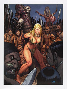 Apes And Babes: The Art Of Frank Cho Book 1