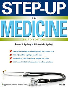 Step-Up To Medicine (Step-Up Series) 3Rd Edition