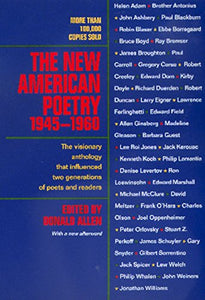 The New American Poetry, 1945-1960