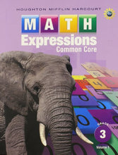 Load image into Gallery viewer, Math Expressions Grade 3: Common Core, Vol. 1