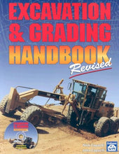 Load image into Gallery viewer, Excavation & Grading Handbook