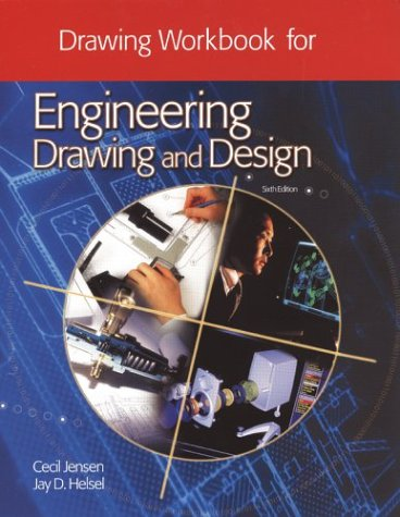 Engineering Drawing And Design, Workbook