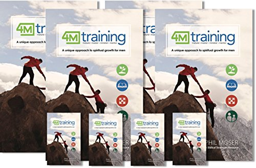 4M Training For Men: Unit 1 - Small Group Pack (Set Of 4)