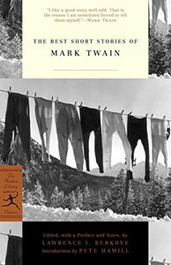 The Best Short Stories Of Mark Twain (Modern Library Classics)