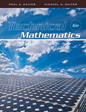 Technical Mathematics, 6Th Edition