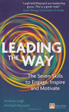 Load image into Gallery viewer, Leading The Way: The Seven Skills To Engage, Inspire And Motivate (Financial Times Series)