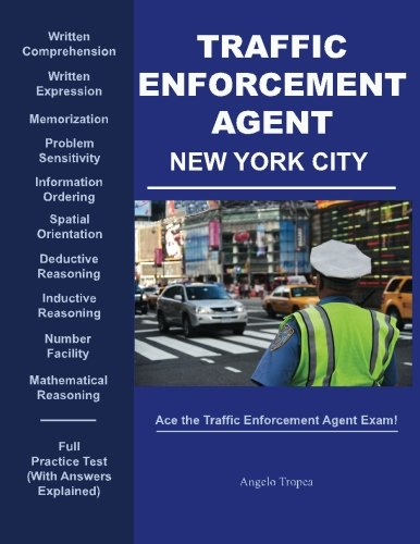 Traffic Enforcement Agent New York City