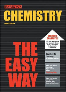 Chemistry The Easy Way (Easy Way Series)