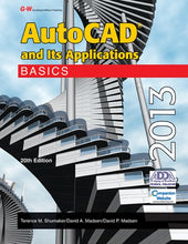 Load image into Gallery viewer, Autocad And Its Applications Basics 2013